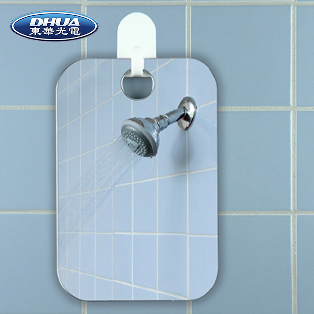 2018 Personalized Acrylic Fogless Shower Shaving Mirror