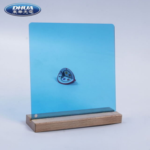 DHUA 2.0*1220*1830mm Clear Acrylic Sheet, Acrylic Mirror Sheet Cut To Size, New Material Acrylic Sheet Laser Cutting,