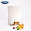 Wholesale Gold Flexible Mirror Acrylic Sheet
