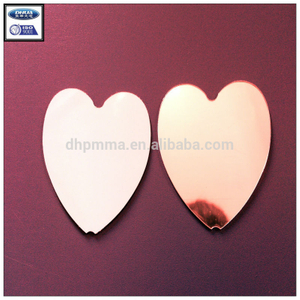 Safety PETG Plastic Mirror Sheet Mirror for Child Toy