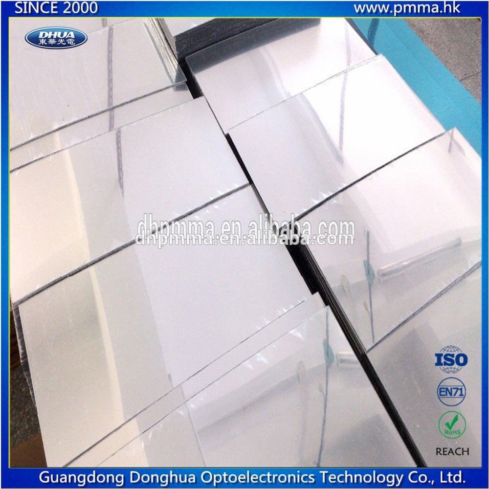 High reflective acrylic mirror panel for interior decoration