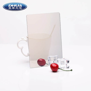 2.0* 1220*915mm 2 Way Acrylic Mirror Sheets, Acrylic Two Way Mirror, See Through Mirror