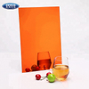 Silver Acrylic Mirror Sheet with factory price, acrylic mirror sheet