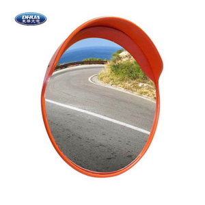 Hot External 600mm Acrylic Convex Mirror with Hood