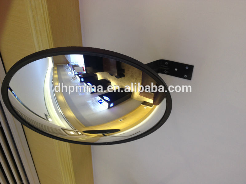 adjustable convex blind spot mirror for car truck
