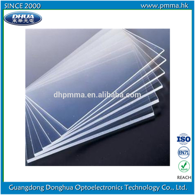 Extruded Clear Plexiglass Acrylic Sheet
