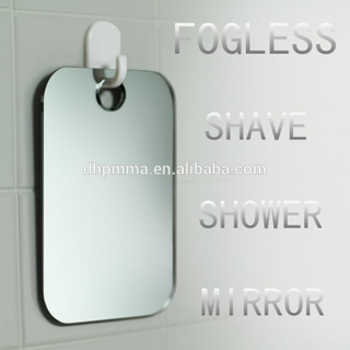 Anti-Fog Shower Shaving Mirror