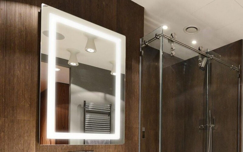 Fogless Mirrors are closely linked to people's lives