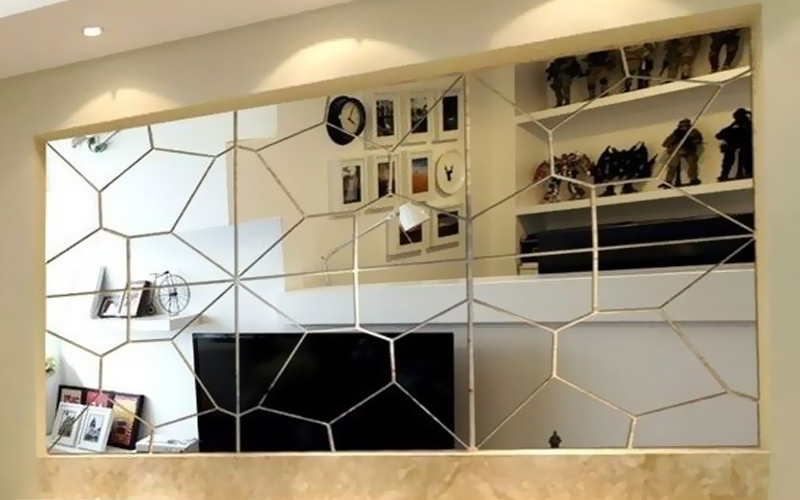 About acrylic mirror wall stickers, little things you don't know