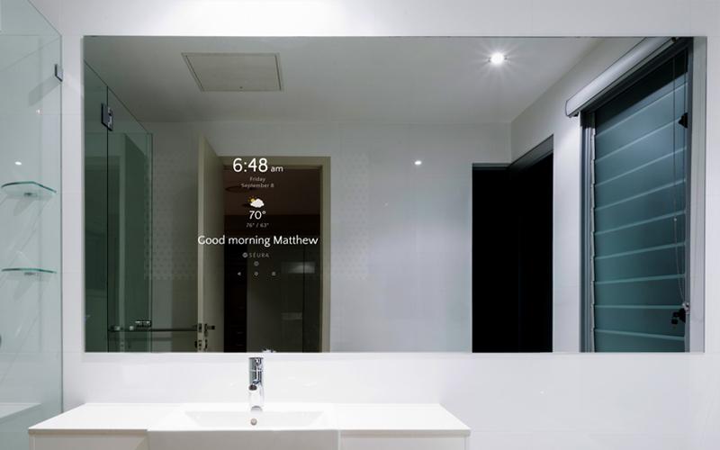 smart mirror acrylic mirror